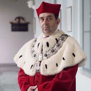 Zdjęcie Rektora Uniwersytetu - Prof. dr. hab. Marka Masnyka