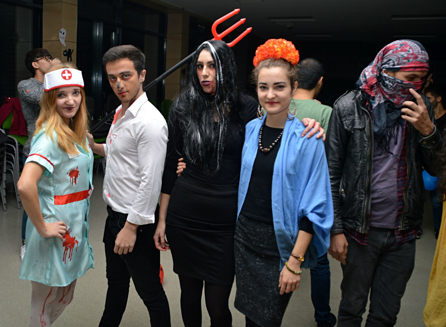 International Students Halloween Party 2018 – University of Opole